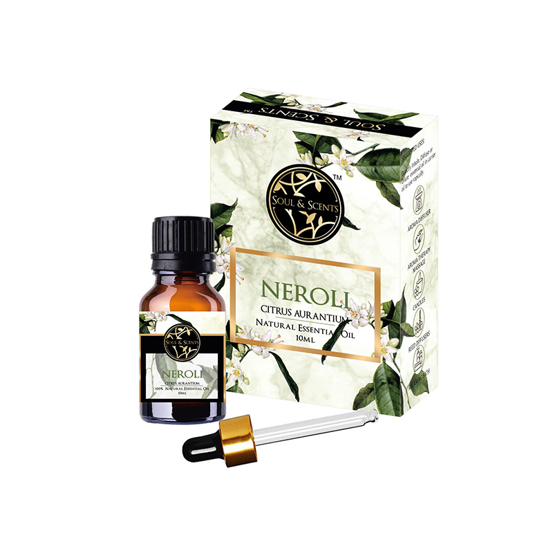 Neroli Ulei Esential 100% Natural, 10 ml