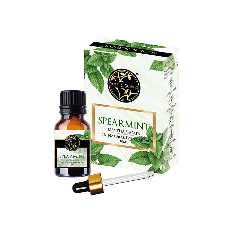 Menta Creata Ulei Esential 100% Natural, 10 ml